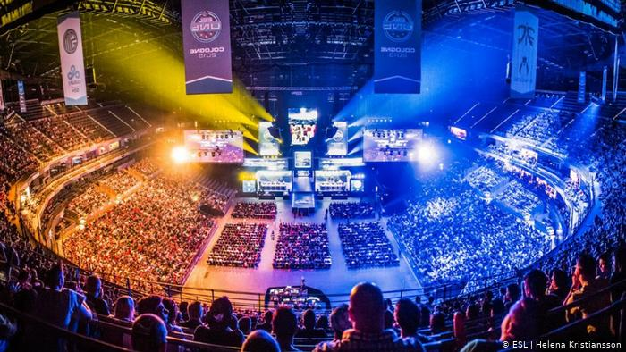 77% of Fans want to attend an in-person eSports event
