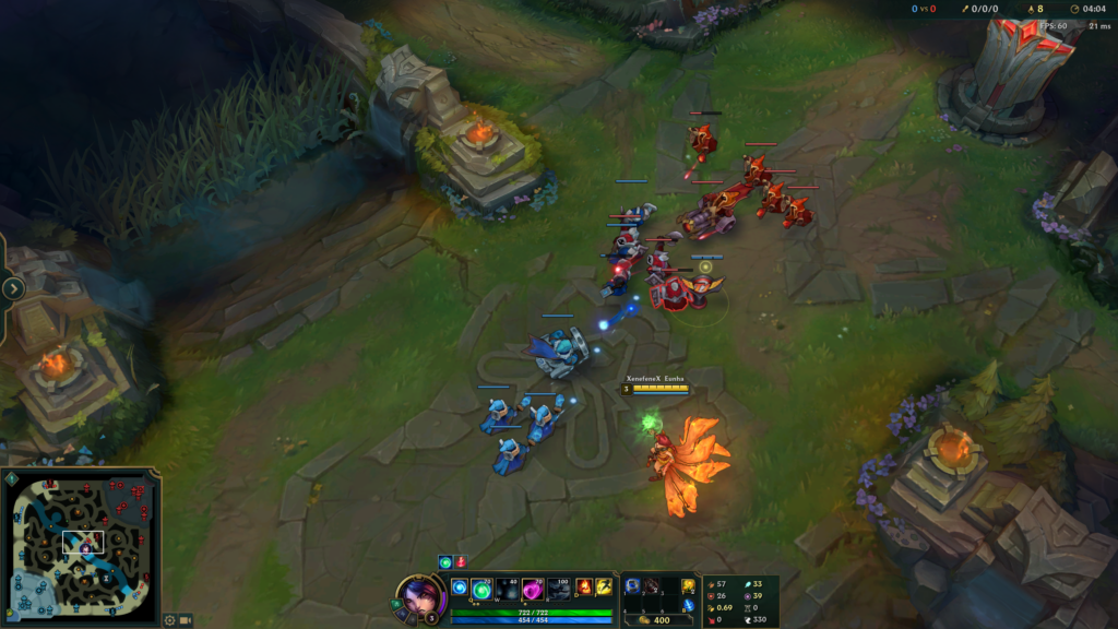 How League of Legends Mid Lane Meta is Changing