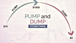 Cryptocurrencies, beware of the Pump and dump