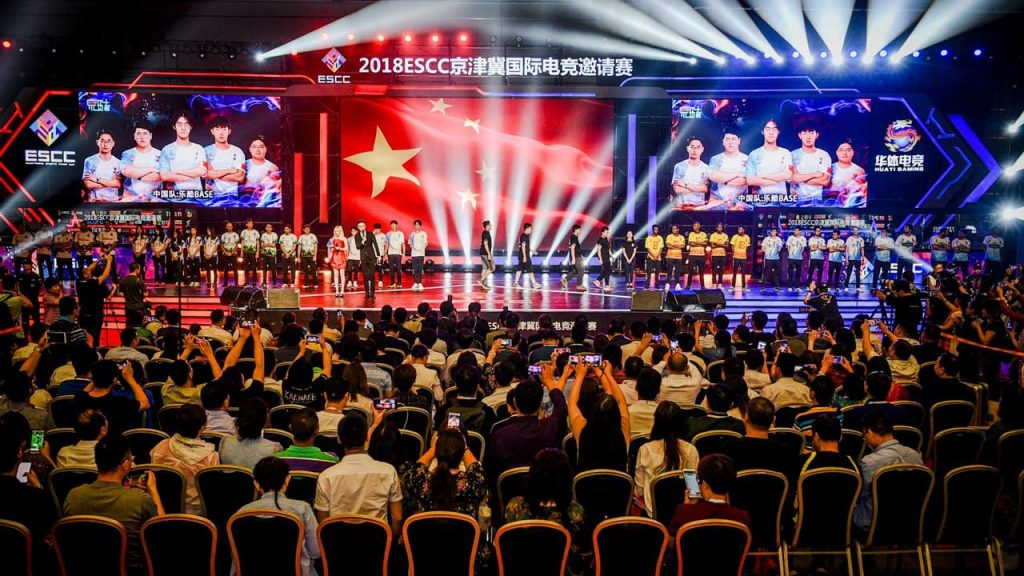 A new Chinese Law could kill eSports in Cina
